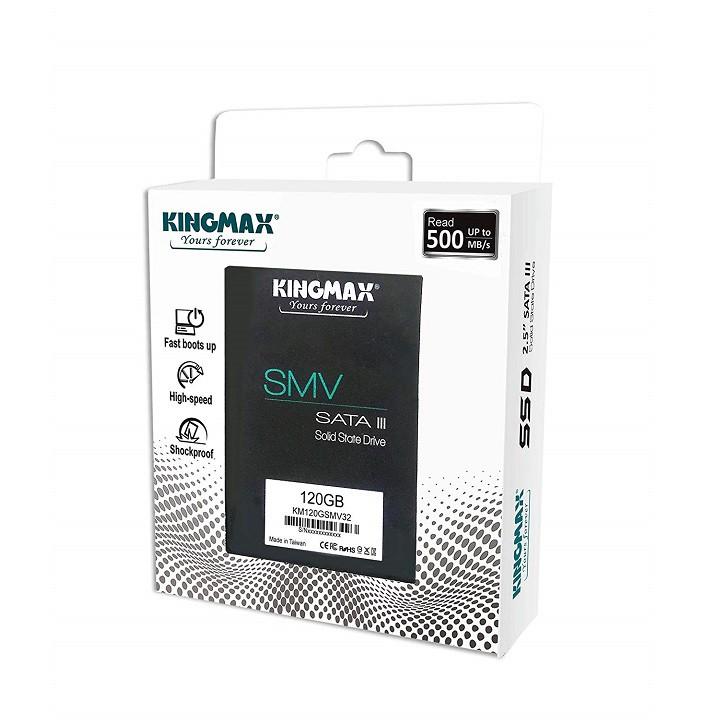 Kingmax - SSD 240GB 2.5 inchfor Laptop or PC. Model:  SMV32