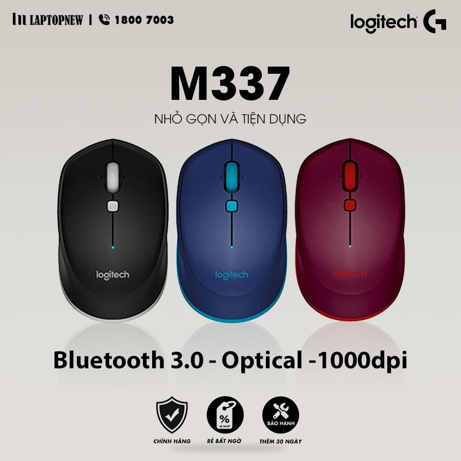 Chuột không dây Logitech M337