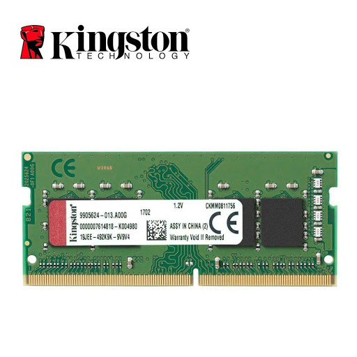 Kingston - RAM 8GB DDR4 2666MHz For Laptop