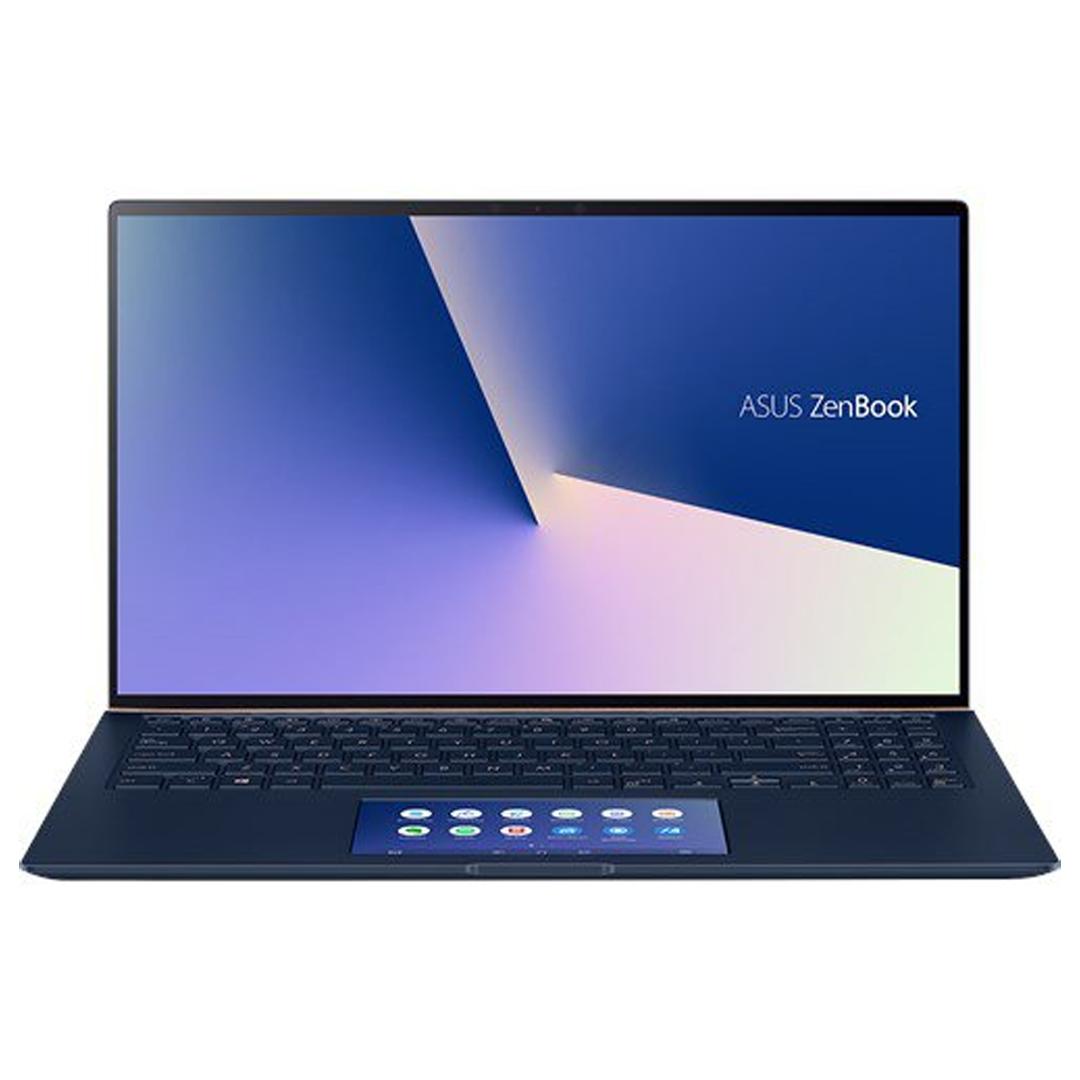 Asus Zenbook UX534FTC-AA189T (Blue) | i7-10510U | 16GB LPDDR3 | SSD 1TB PCIe | VGA GTX 1650 4GB | 15.6 FHD IPS | Win10. [DEA GIÁ MUA]