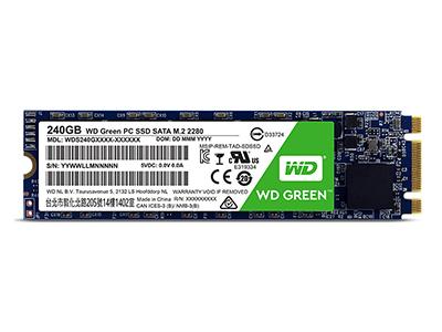 Western - SSD 240GB M.2 Sata3