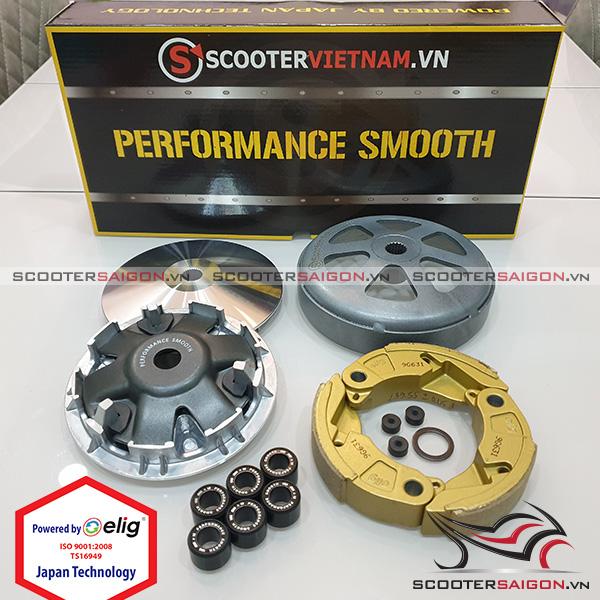Độ Nồi Performance Smooth 2X Cho SHVN 125/150i