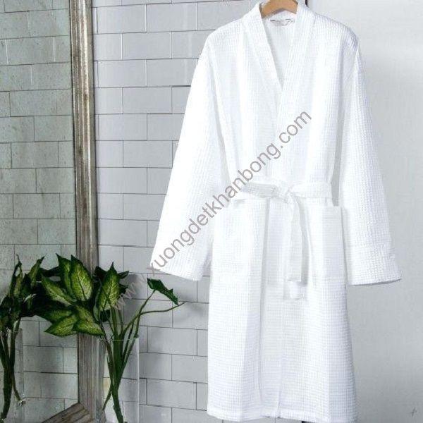 Áo choàng tắm khách sạn (Mẫu 4)