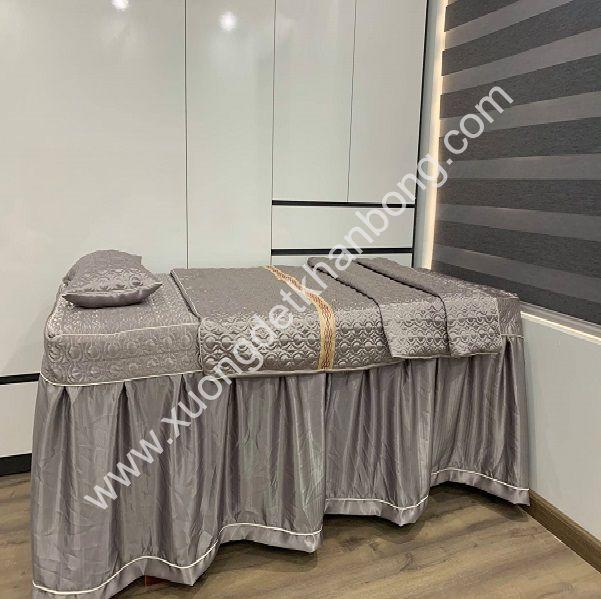 Drap giường Spa (Mẫu 5)