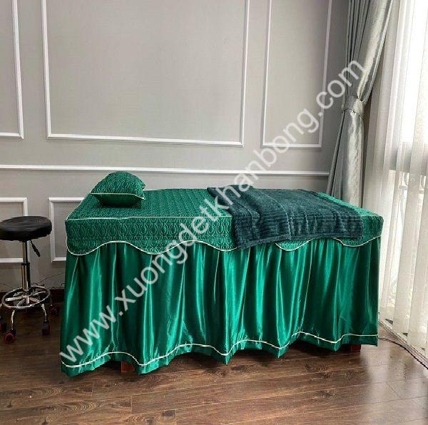 Ga phủ giường Spa(Mẫu 2)