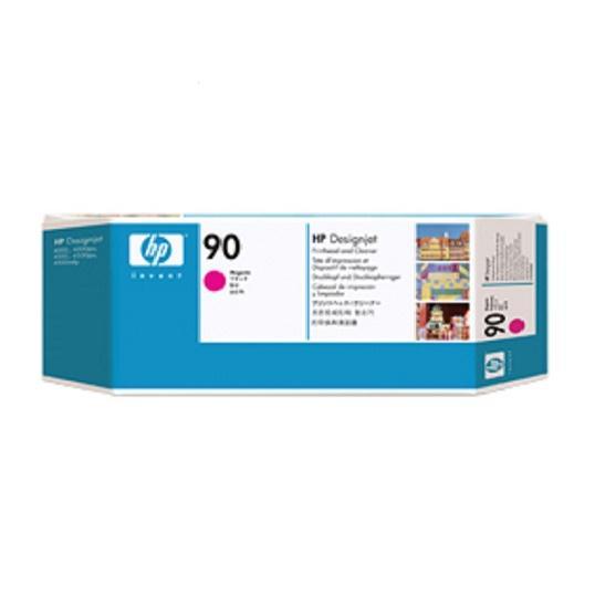Mực in phun màu HP 90 400-ml Magenta Cartridge (C5063A)