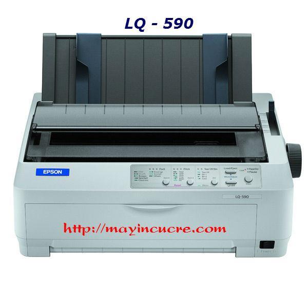 Máy in hóa đơn - LQ 590
