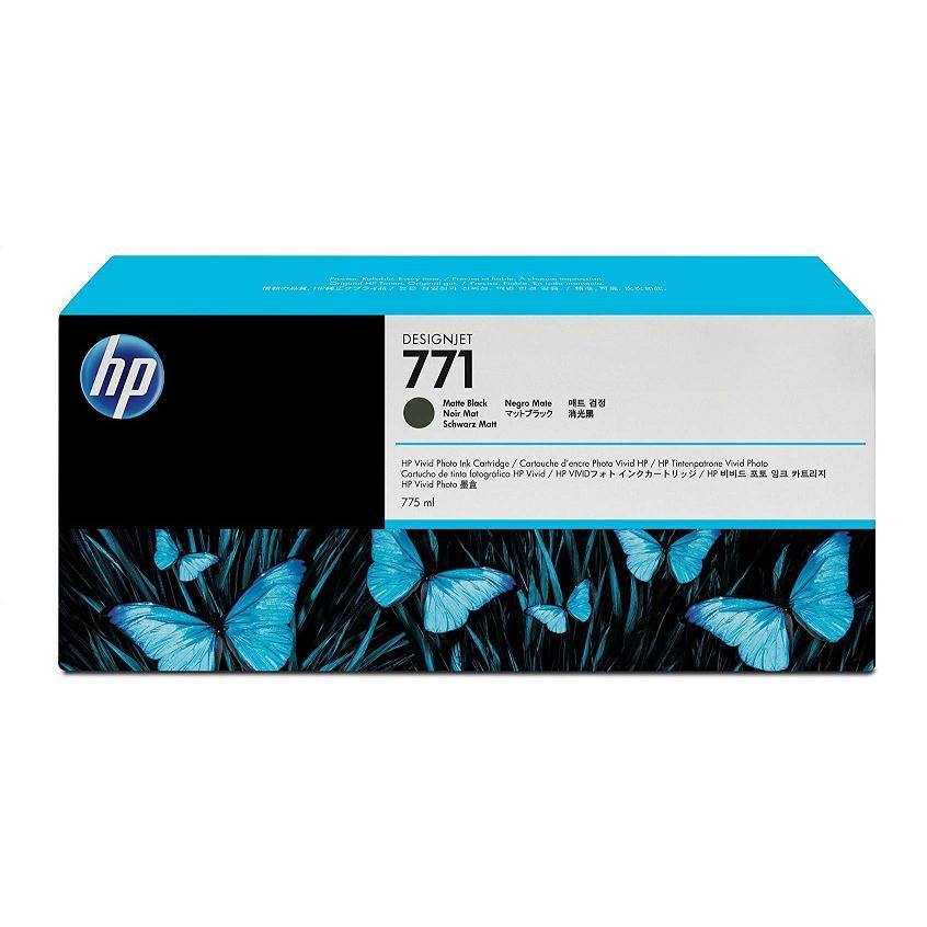 Mực in Phun màu HP 771A 775-ml (CE043A)