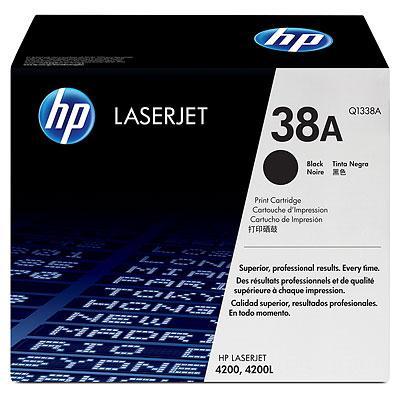 Mực Laser đen trắng HP 38A (Q1338A)