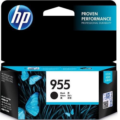 Mực in HP 955 Black Cartridge (L0S60AA)