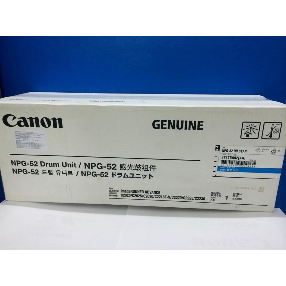 TRỐNG CANON  NPG 52 C