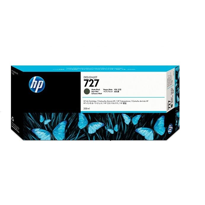 Mực in Phun màu HP 727 300-ml Cartridge (C1Q12A)