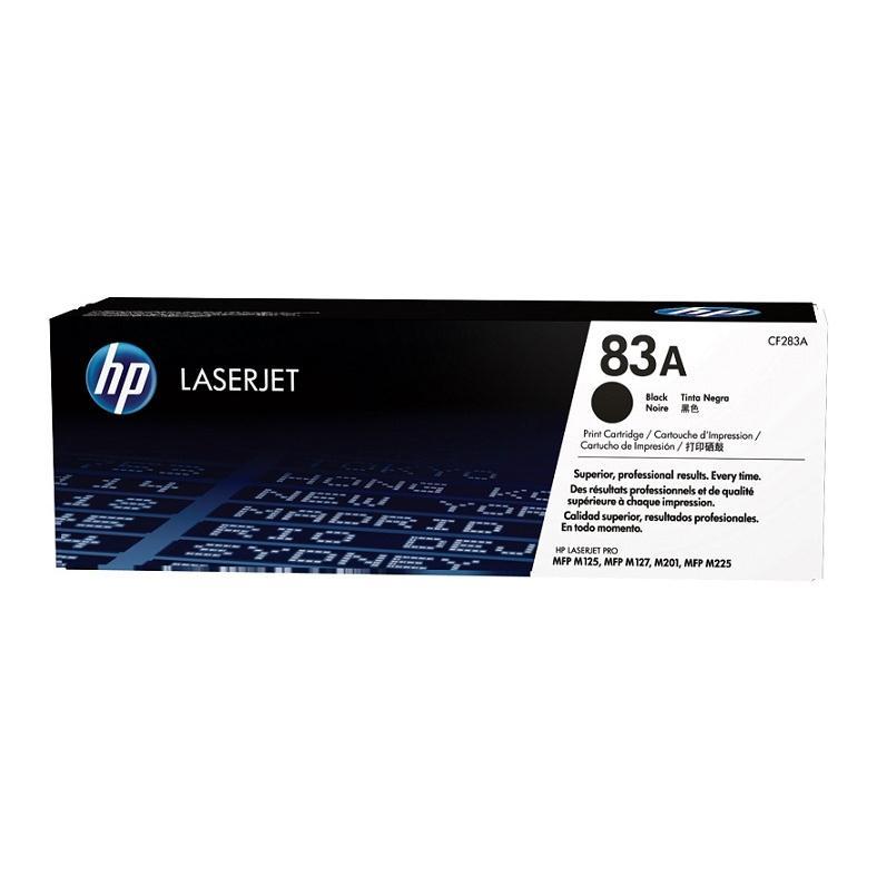 Mực in Laser đen trắng HP 83A (CF283A)