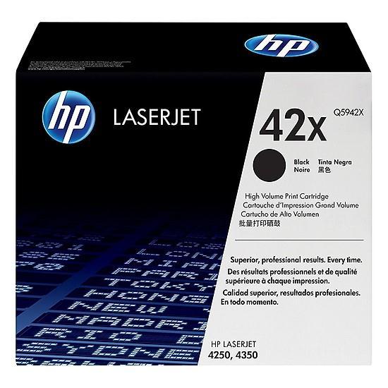 Mực in Laser đen trắng HP 42X (Q5942X)