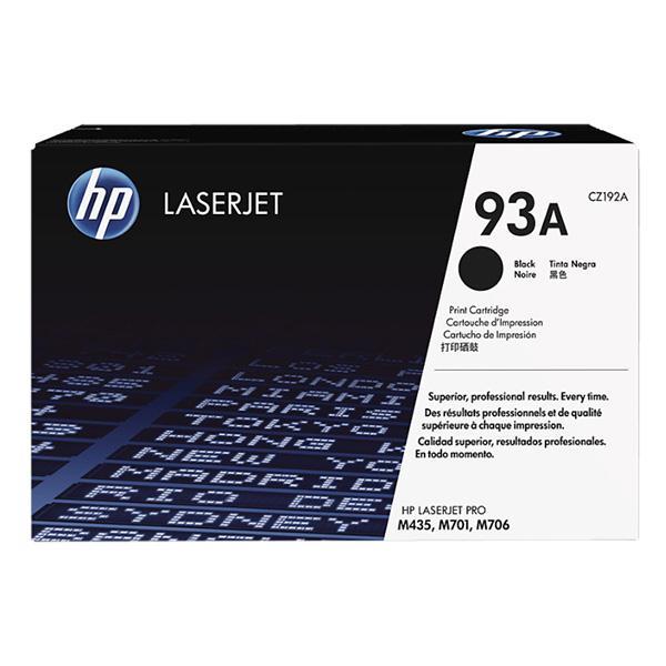 Mực in Laser đen trắng HP 93A (CZ192A)