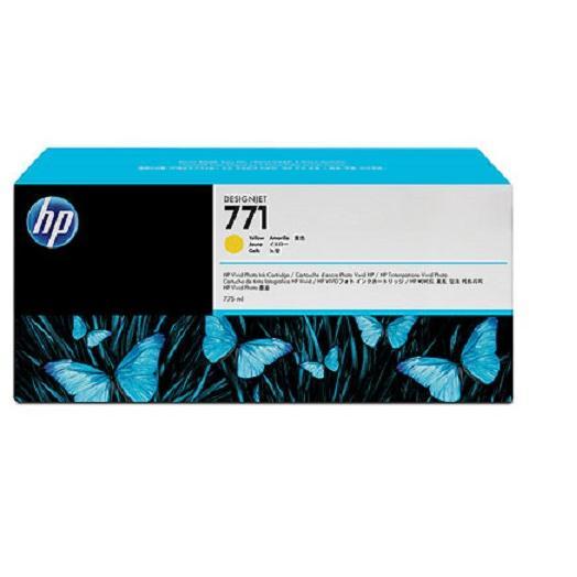 Mực in Phun màu HP 771A 775ml (CE040A)