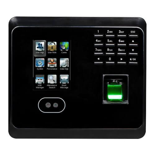 Máy chấm công  ZK Teco MB360