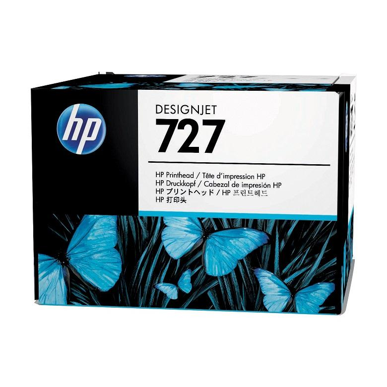Đầu in Phun màu HP 727  (B3P06A)