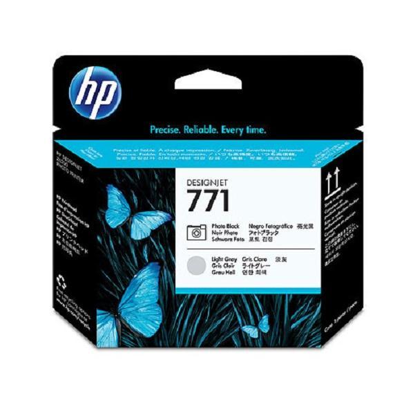 Mực in Phun màu HP 771(CE020A)