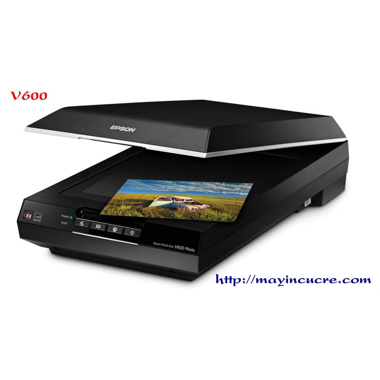 Scan Epson V600