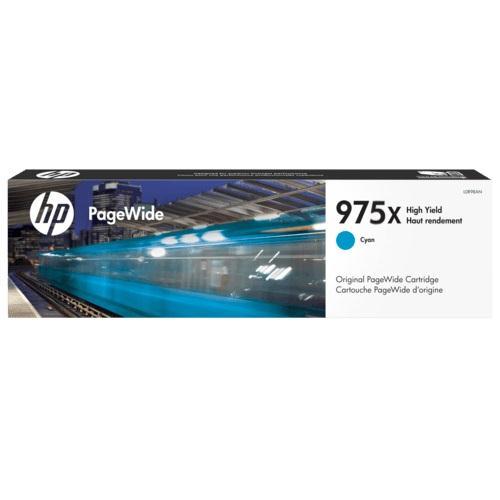 Mực in phun màu Xanh HP 975XL (L0S00AA)