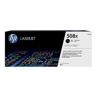 Mực in laser màu Đen HP508X (CF360X)