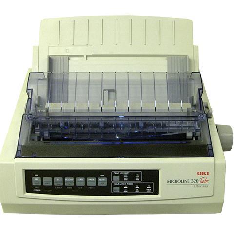 Máy in kim OKI ML-320
