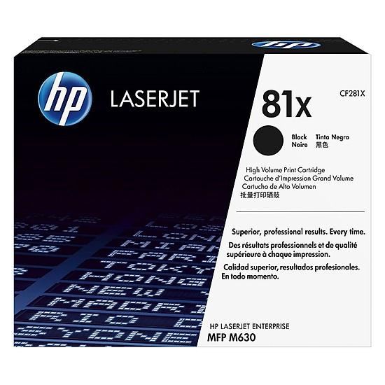 Mực in laser đen trắng HP 81X (CF281X)