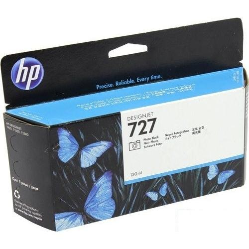 Mực in Phun màu HP 727  (B3P23A)