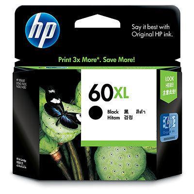 Mực in phun màu đen HP 60XL (CC641WA)