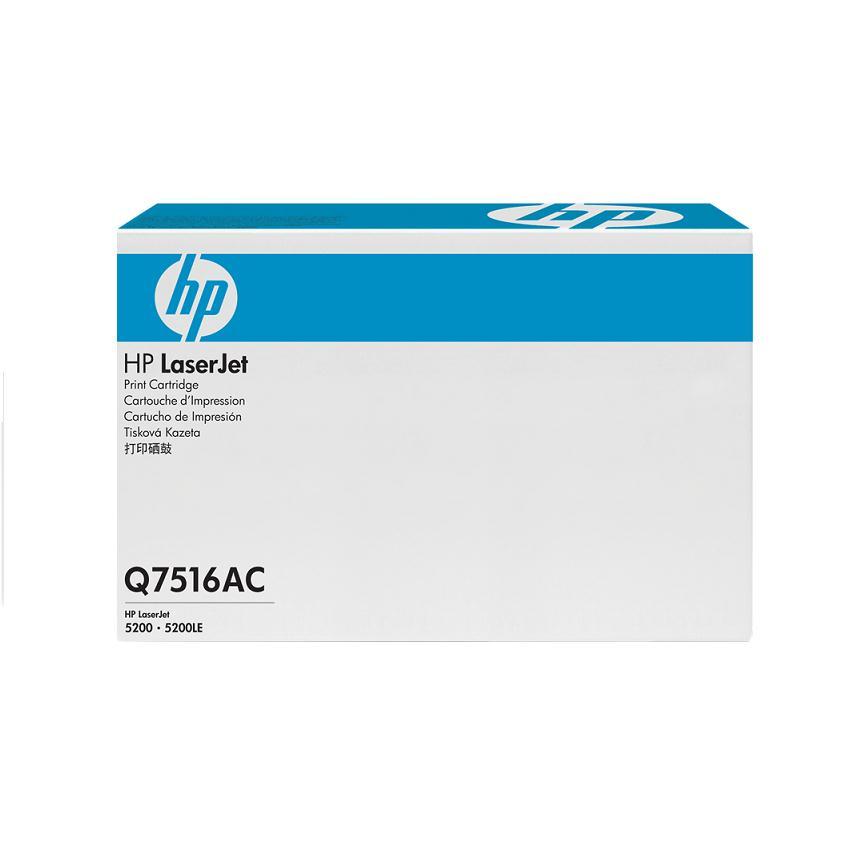 Mực in Laser đen trắng HP 16AC (Q7516AC)