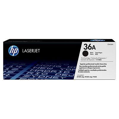 Mực in Laser đen trắng HP 36A (CB436A)
