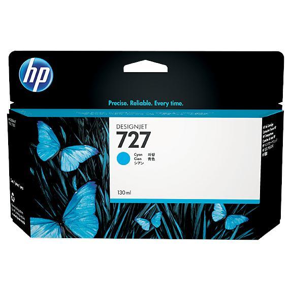 Mực in Phun màu HP 727 130-ml  (B3P19A)