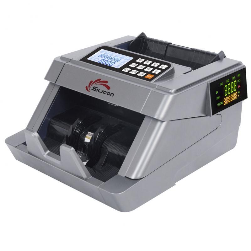 Máy đếm tiền Silicon Mc-7600