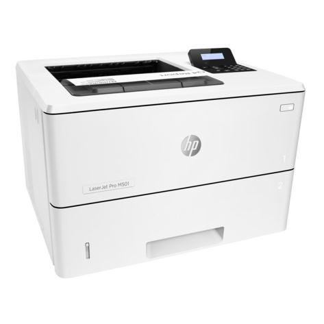 Máy in HP LaserJet Pro M501dn