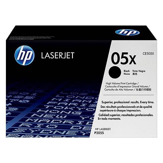 Mực in Laser đen trắng HP 05X (CE 505X)