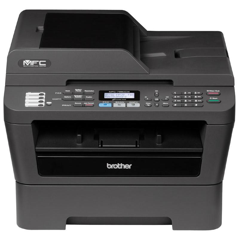 BROTHER MFC 7860DW