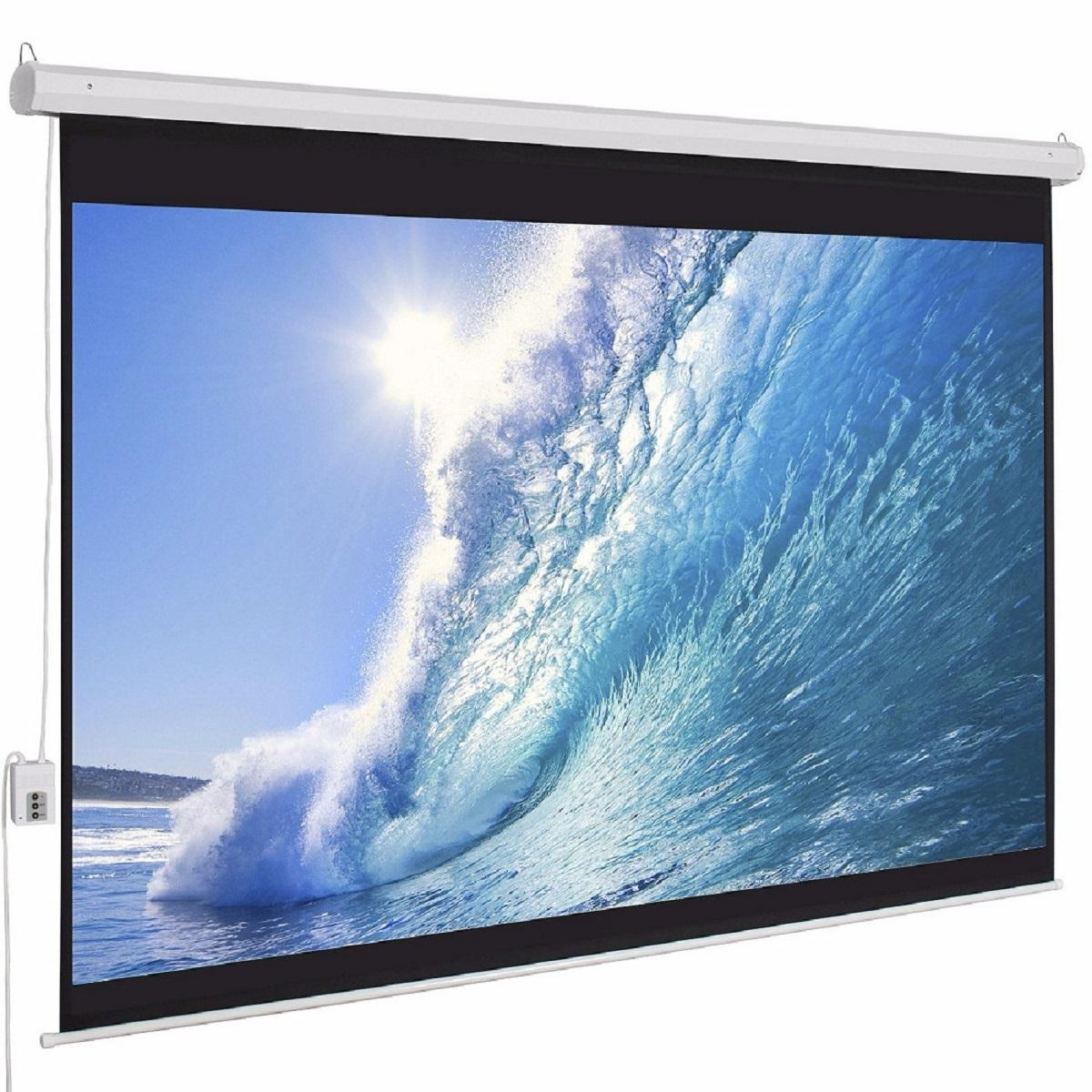 "ELECTRIC DALITE (84"" x 84"") 120 inch"