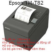 In nhiệt Epson TM - T82