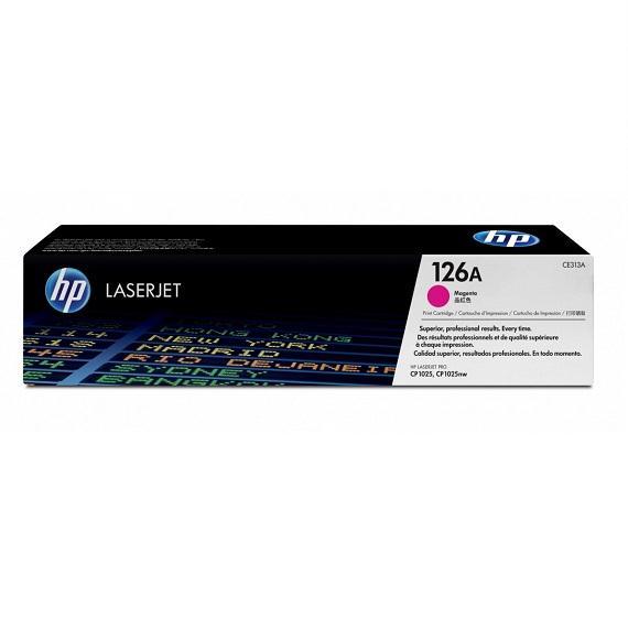 Mực in laser màu Hồng HP 126A (CE313A)