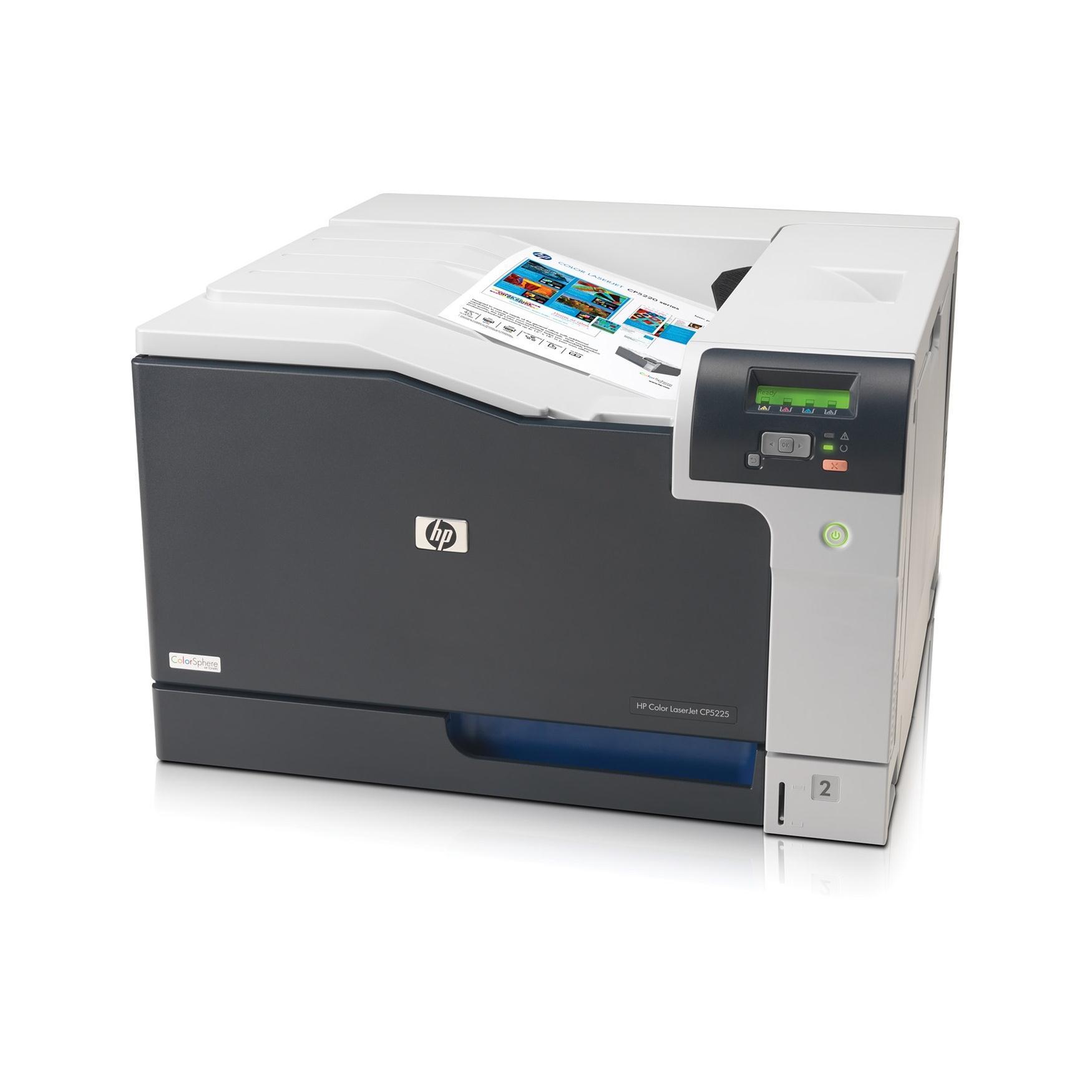 Máy in HP laser màu đơn năng HP CP5225dn