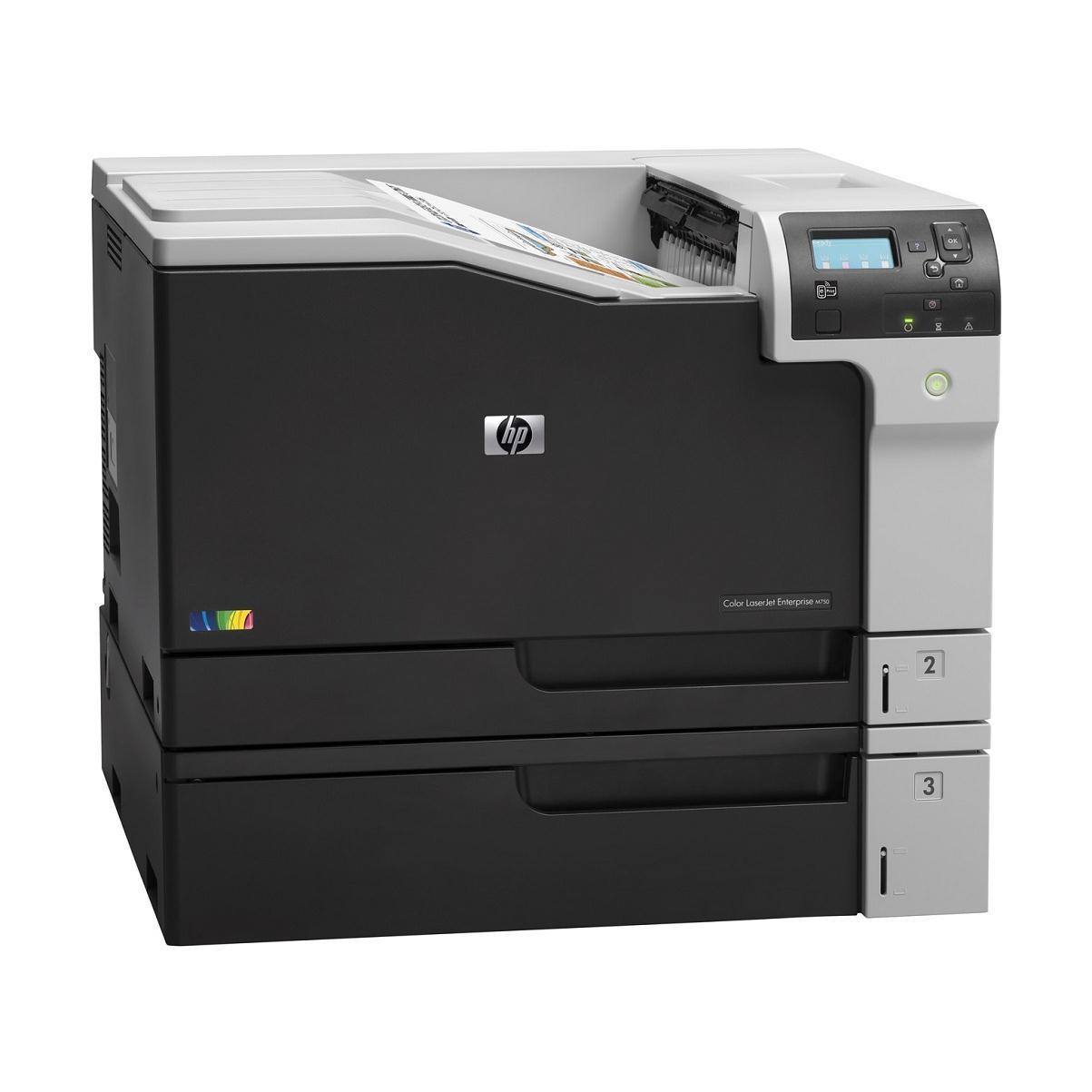 Máy in laser màu đơn chức HP M750n