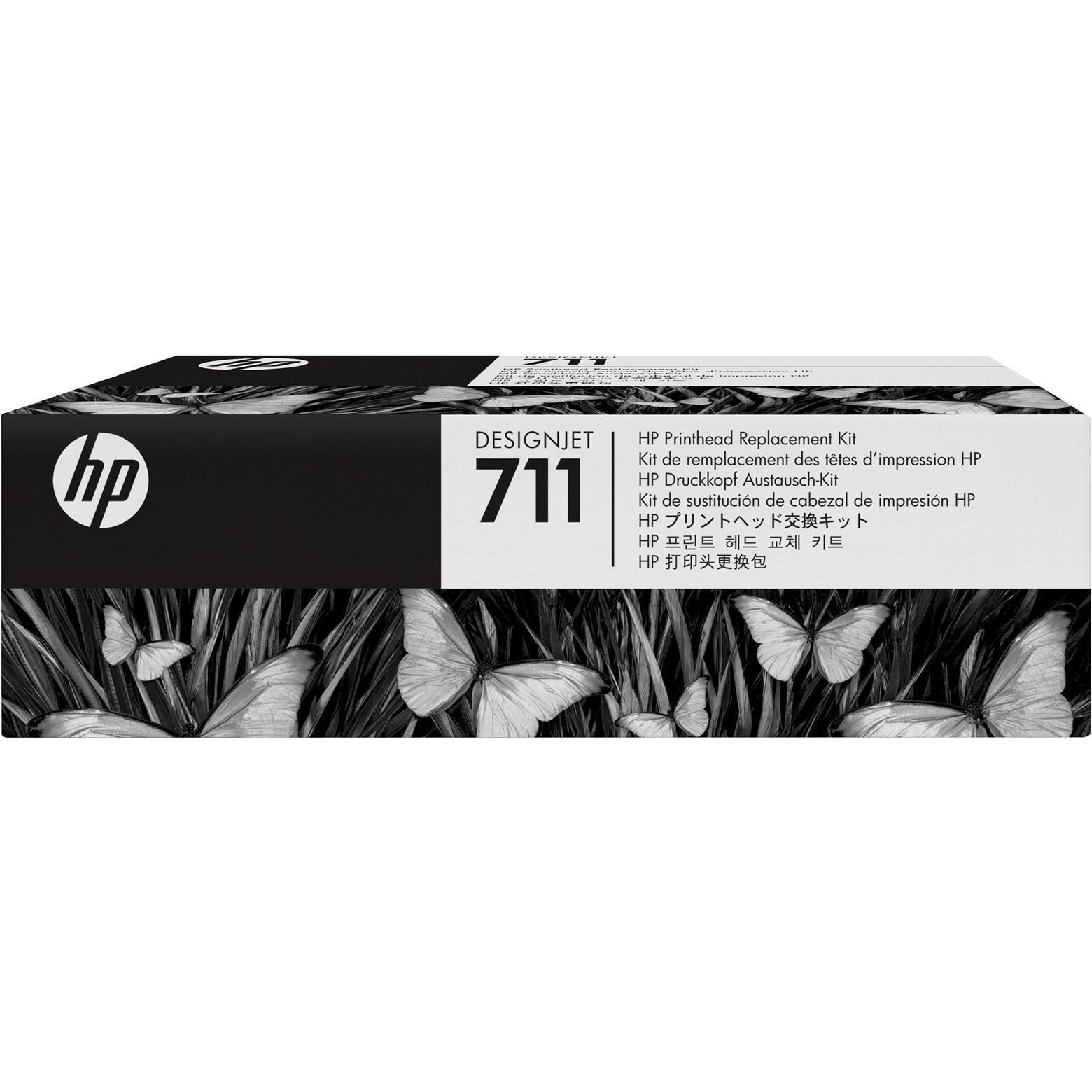 Mực in Phun màu HP 711 (C1Q10A)