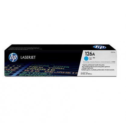 Mực in laser màu Xanh HP 126A (CE311A)