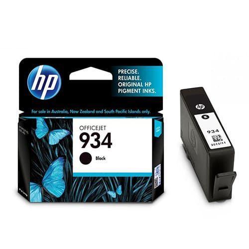 Mực in phun màu Đen HP 934 (C2P19AA)