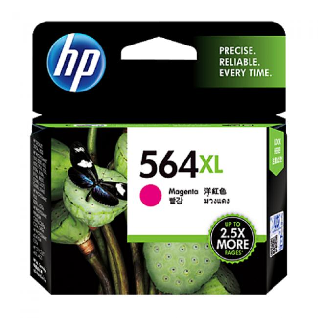 Mực in phun màu hồng HP 564XL (CB324WA)