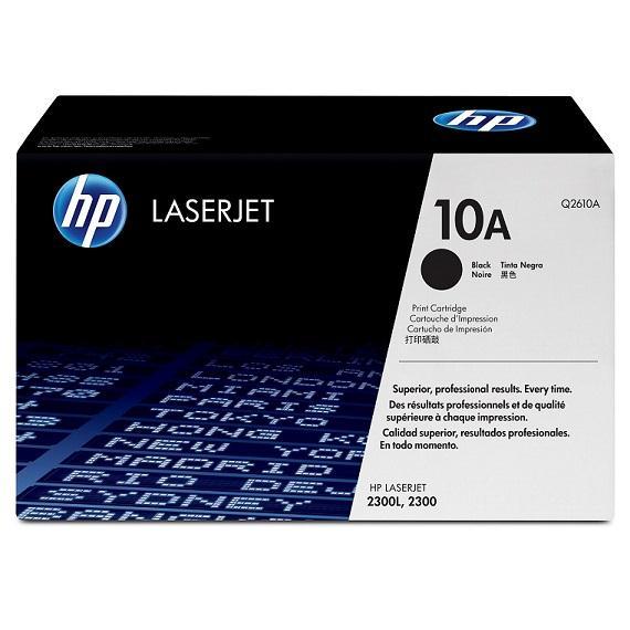 Mực in Laser đen trắng HP 10A (Q2610A)