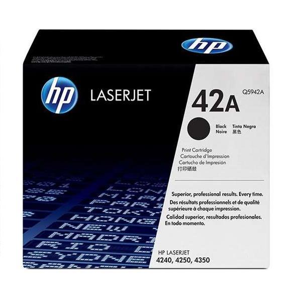 Mực in laser đen trắng HP 42A (Q5942A)