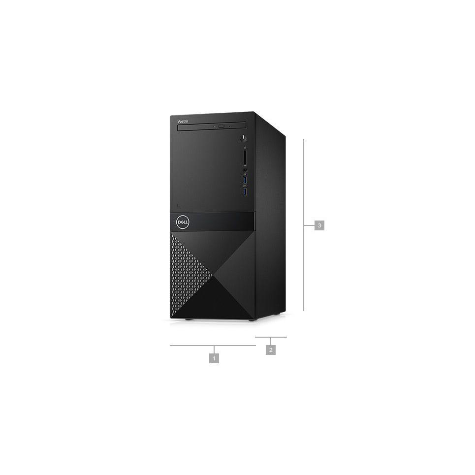 DELL VOS3670MT  J84NJ5 Mới