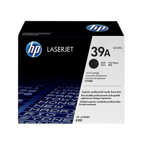 Mực in Laser đen trắng HP 39A (Q1339A)